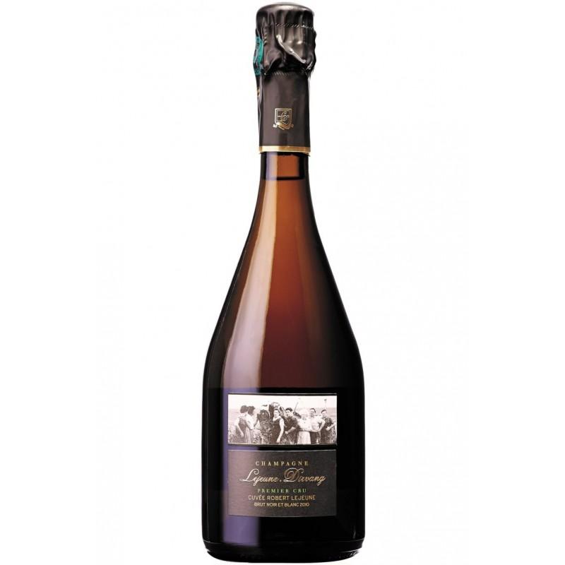 Champagne Robert Lejeune Noir et Blanc 2011